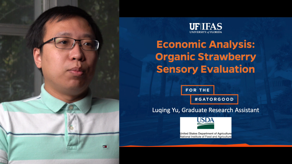 Economic Analysis: Organic Strawberry Sensory Evaluation